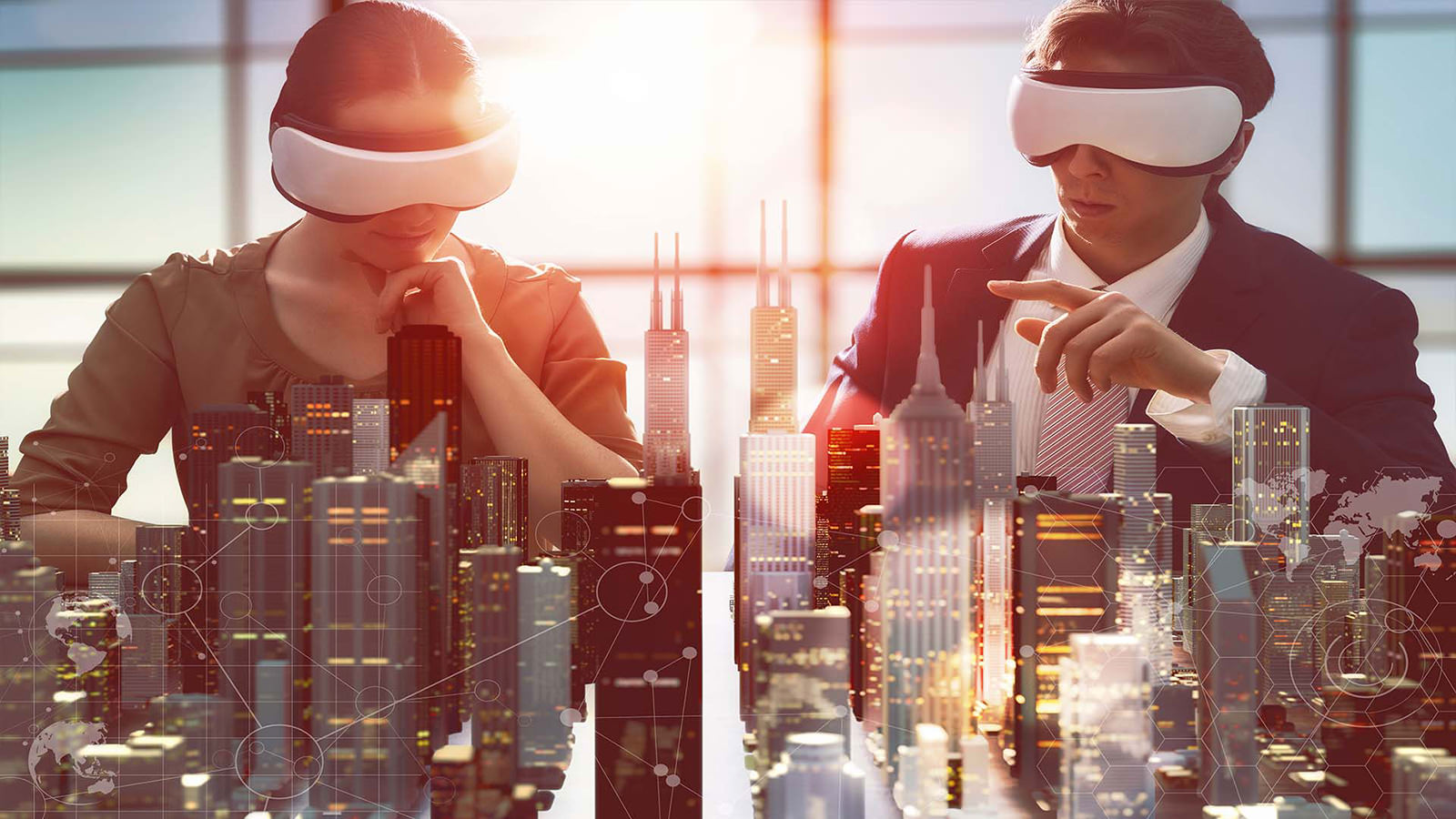 Transformation In How Architects Design Through Virtual Reality Services